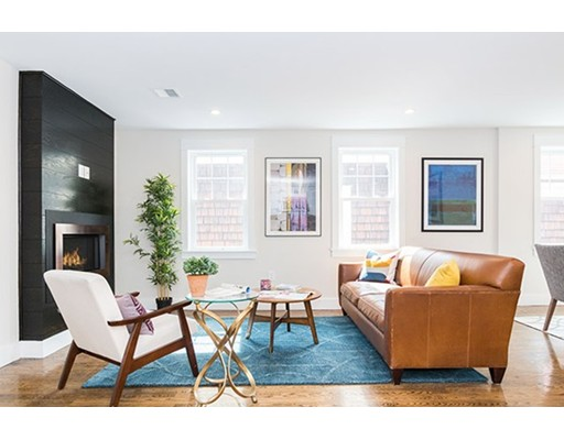 Condominium for Sale at 19 Cutter Street 19 Cutter Street Somerville, Massachusetts 02145 United States