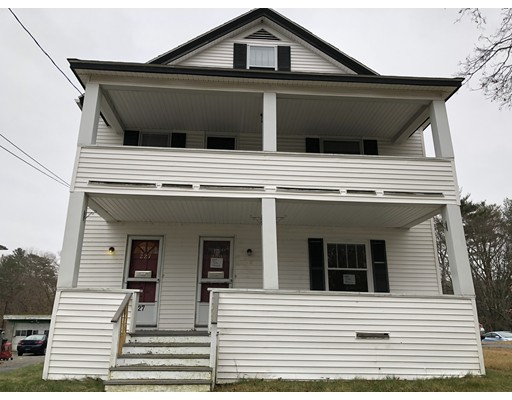 Multi-Family Home for Sale at 227 Everett Street Southbridge, 01550 United States