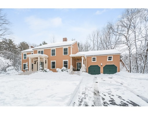 8 Meadow Rd., Bolton, MA, 01740