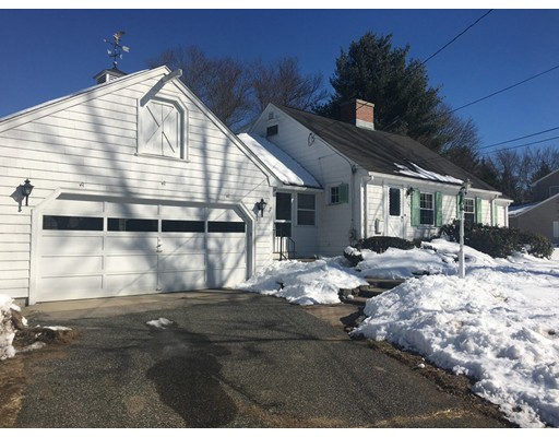Single Family Home for Sale at 174 Cottage Street 174 Cottage Street Natick, Massachusetts 01760 United States