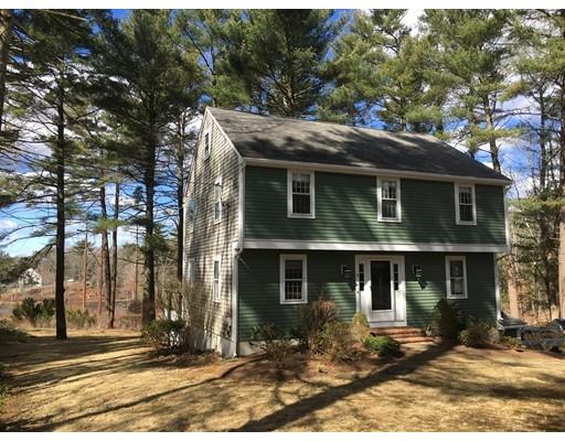 Maison unifamiliale pour l Vente à 588 Chandler 588 Chandler Duxbury, Massachusetts 02332 États-Unis