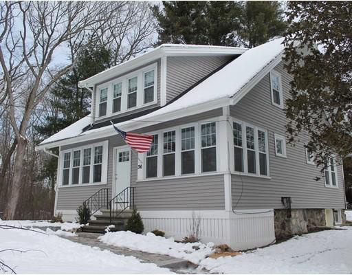 Single Family Home for Rent at 316 Cambridge Tpke 316 Cambridge Tpke Lincoln, Massachusetts 01773 United States