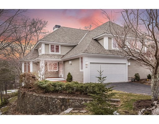 واحد منزل الأسرة للـ Sale في 71 The Fairways 71 The Fairways Ipswich, Massachusetts 01938 United States