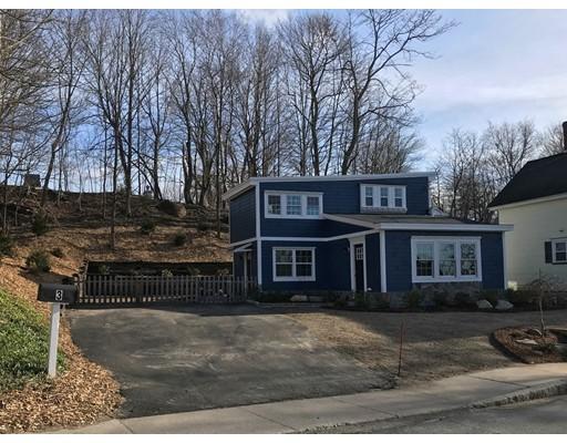 Casa Unifamiliar por un Venta en 3 Oak Street 3 Oak Street Amesbury, Massachusetts 01913 Estados Unidos