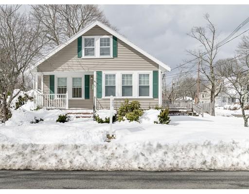 Single Family Home for Sale at 57 Brookside Avenue 57 Brookside Avenue Brockton, Massachusetts 02301 United States