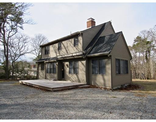 Maison unifamiliale pour l Vente à 475 School House Road 475 School House Road Eastham, Massachusetts 02642 États-Unis