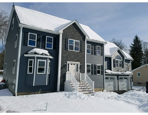 Single Family Home for Sale at 13 Muse Avenue 13 Muse Avenue Wilmington, Massachusetts 01887 United States