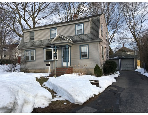 Single Family Home for Sale at 6 Bates Park Avenue 6 Bates Park Avenue Beverly, Massachusetts 01915 United States
