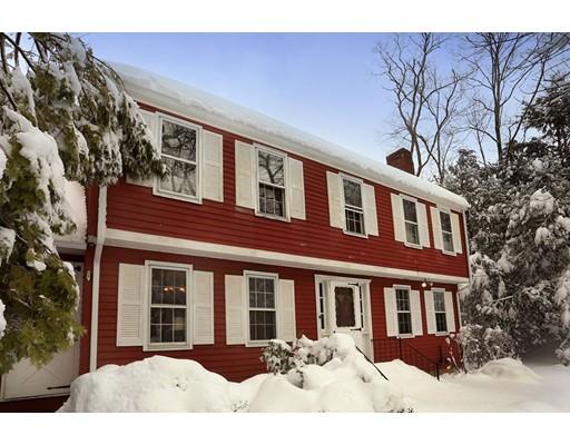 独户住宅 为 销售 在 4 Valley Road Boxford, 01921 美国