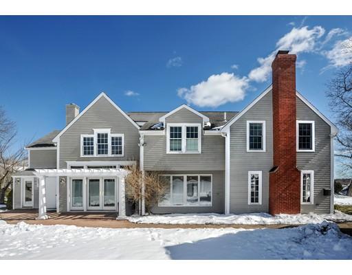 Single Family Home for Sale at 46 Elm Court 46 Elm Court Cohasset, Massachusetts 02025 United States