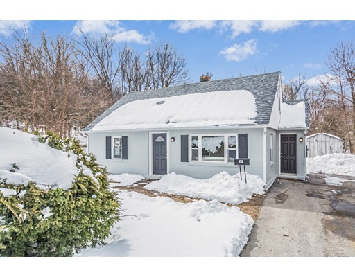 Single Family Home for Sale at 37 Tyson Road Worcester, 01606 United States