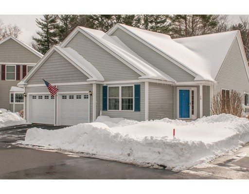 Condominium for Sale at 16 Jamesway Drive #16 16 Jamesway Drive #16 Litchfield, New Hampshire 03052 United States