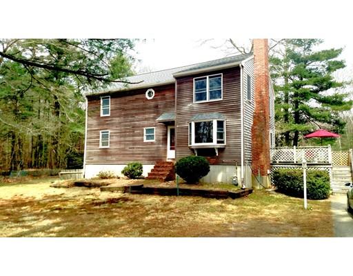 Частный односемейный дом для того Продажа на 17 Forest Street 17 Forest Street Plympton, Массачусетс 02367 Соединенные Штаты