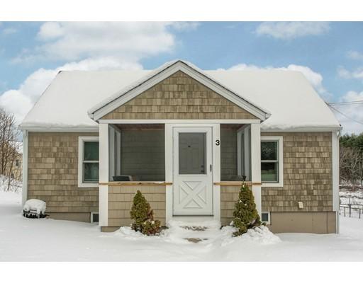独户住宅 为 销售 在 3 Zina Road 3 Zina Road Hudson, 马萨诸塞州 01749 美国