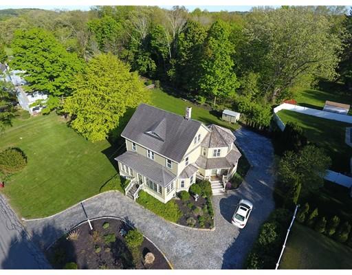 Casa Unifamiliar por un Venta en 25 East Main 25 East Main Southborough, Massachusetts 01772 Estados Unidos