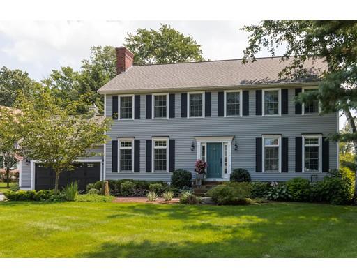 Single Family Home for Sale at 16 Windward Drive 16 Windward Drive Newburyport, Massachusetts 01950 United States