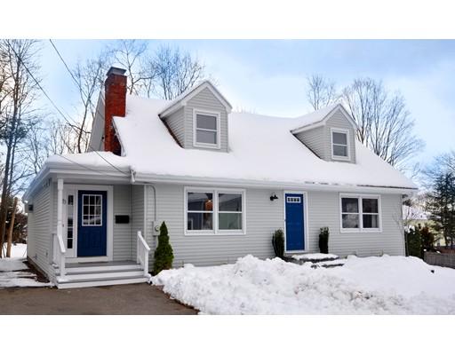 Maison unifamiliale pour l Vente à 33 Crane Avenue 33 Crane Avenue Maynard, Massachusetts 01754 États-Unis