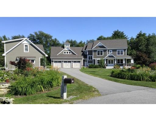 Casa Unifamiliar por un Venta en 14 Wadleigh Lane Hampton Falls, Nueva Hampshire 03844 Estados Unidos