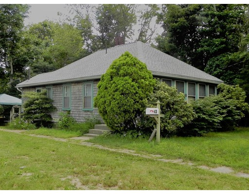 Single Family Home for Rent at 43 Sandwich Road 43 Sandwich Road Wareham, Massachusetts 02571 United States