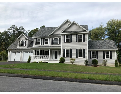 Single Family Home for Sale at 27 Freedom Lane 27 Freedom Lane Holden, Massachusetts 01520 United States