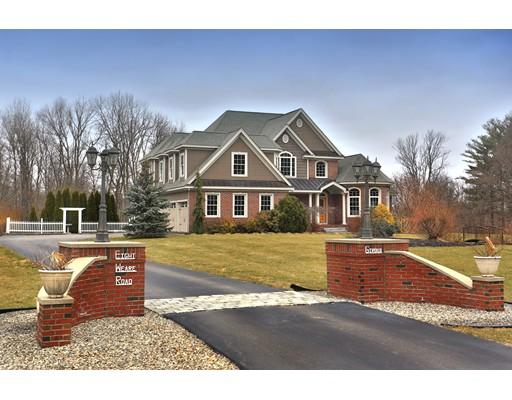 Casa Unifamiliar por un Venta en 8 Weare Road 8 Weare Road Kensington, Nueva Hampshire 03833 Estados Unidos