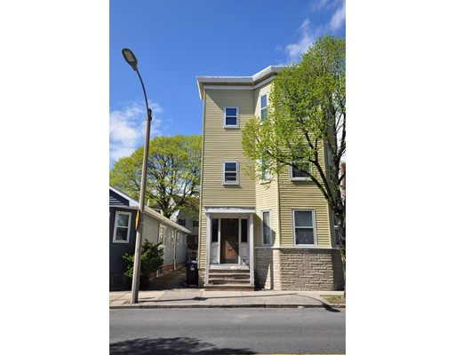 Single Family Home for Rent at 756 Saratoga Street Boston, Massachusetts 02128 United States