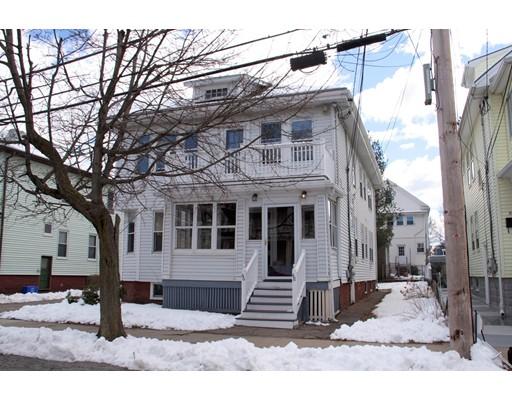 Flerfamiljshus för Försäljning vid 46 Varnum Street 46 Varnum Street Arlington, Massachusetts 02474 Usa