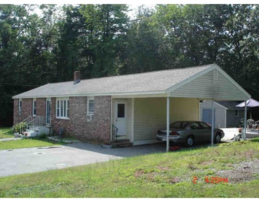 Single Family Home for Sale at 4 Westwood Road 4 Westwood Road Dracut, Massachusetts 01826 United States