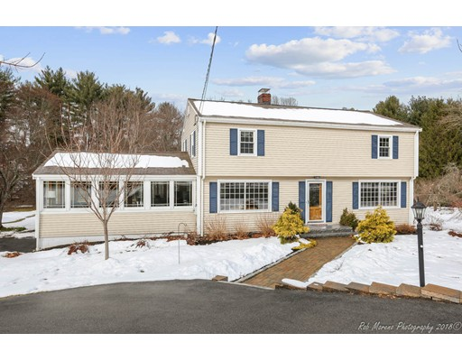 Single Family Home for Sale at 64 Ipswich Road Topsfield, 01983 United States