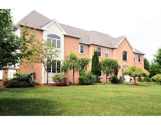 Single Family Home for Sale at 7 Cattail Lane 7 Cattail Lane Sharon, Massachusetts 02067 United States