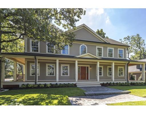 Μονοκατοικία για την Πώληση στο 270 Central Street 270 Central Street Newton, Μασαχουσετη 02466 Ηνωμενεσ Πολιτειεσ