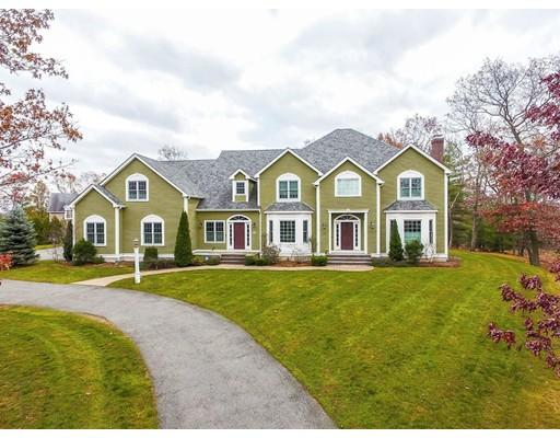 Частный односемейный дом для того Продажа на 19 Whispering Lane 19 Whispering Lane Natick, Массачусетс 01760 Соединенные Штаты