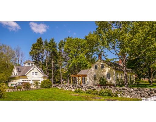 Single Family Home for Sale at 321 Center Street 321 Center Street Easton, Massachusetts 02375 United States