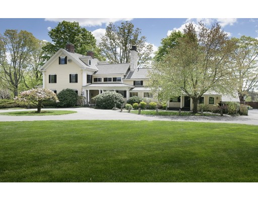 Single Family Home for Sale at 357 Fox Hill Street Westwood, Massachusetts 02090 United States