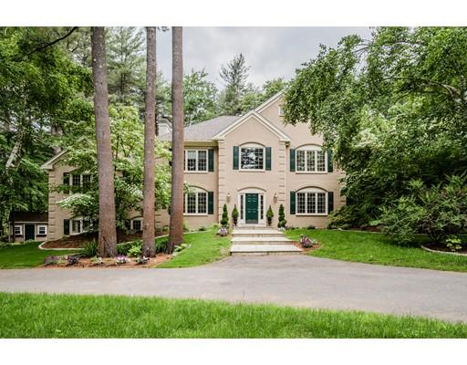 Частный односемейный дом для того Продажа на 101 Greystone Lane 101 Greystone Lane Sudbury, Массачусетс 01776 Соединенные Штаты