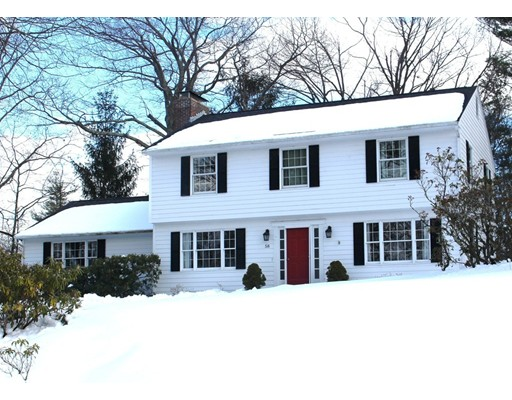 Single Family Home for Sale at 58 Banbury Lane 58 Banbury Lane Holden, Massachusetts 01520 United States
