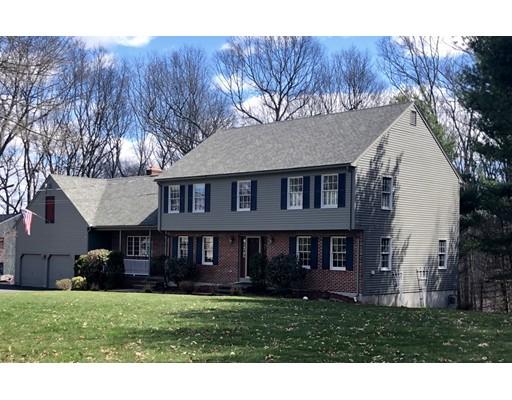 Single Family Home for Sale at 11 Buckboard Drive 11 Buckboard Drive Cumberland, Rhode Island 02864 United States