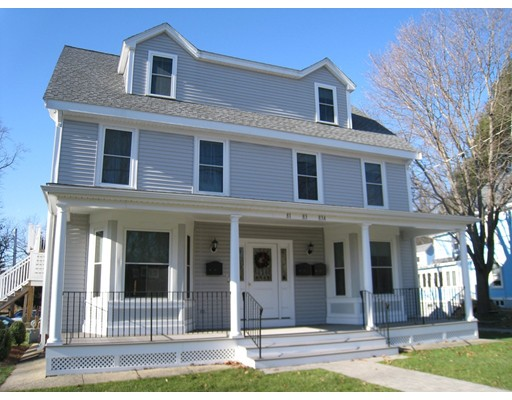 Townhouse for Rent at 83 South Road #83 83 South Road #83 Bedford, Massachusetts 01730 United States
