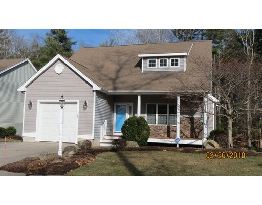 Single Family Home for Sale at 18 Tanglewood Lane Rockland, Massachusetts 02370 United States