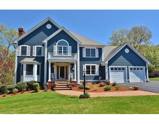 Maison unifamiliale pour l Vente à 12 Michael Drive 12 Michael Drive Burlington, Massachusetts 01803 États-Unis