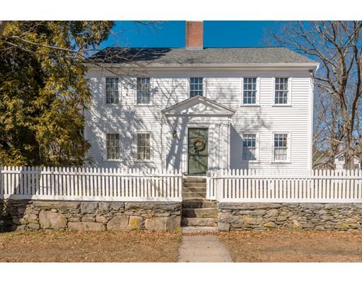 واحد منزل الأسرة للـ Sale في 24 Greene 24 Greene North Smithfield, Rhode Island 02896 United States