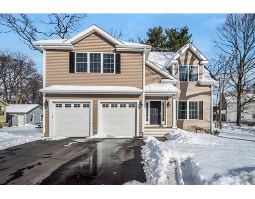 獨棟家庭住宅 為 出售 在 129 Dennison Avenue 129 Dennison Avenue Framingham, 麻塞諸塞州 01702 美國