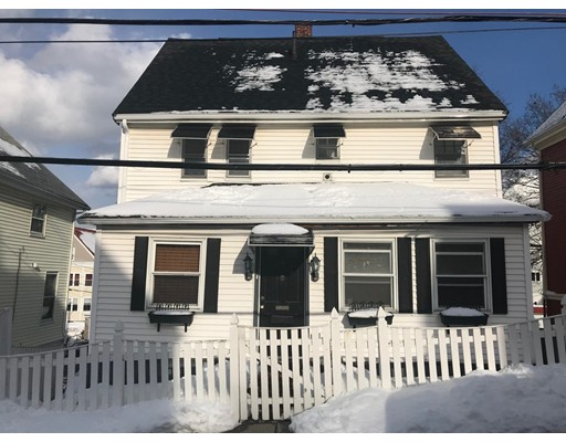 Single Family Home for Sale at 9 Gay Head Street 9 Gay Head Street Boston, Massachusetts 02130 United States