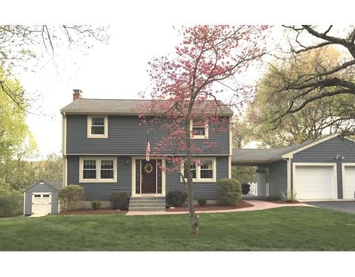 Casa Unifamiliar por un Venta en 38 Flagg Road 38 Flagg Road Southborough, Massachusetts 01772 Estados Unidos