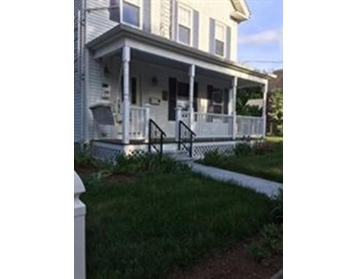 Casa Unifamiliar por un Alquiler en East Water Street East Water Street Taunton, Massachusetts 02780 Estados Unidos