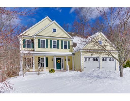 Casa Unifamiliar por un Venta en 22 Magnolia Lane 22 Magnolia Lane Grafton, Massachusetts 01536 Estados Unidos