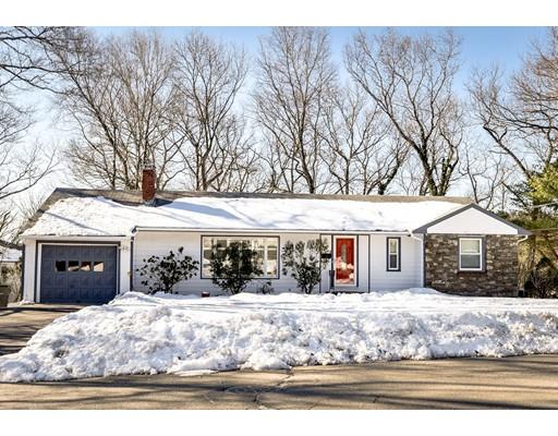 واحد منزل الأسرة للـ Sale في 40 Fay 40 Fay Dedham, Massachusetts 02026 United States