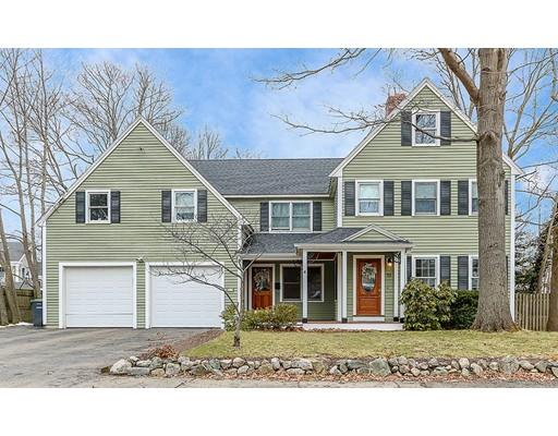 واحد منزل الأسرة للـ Sale في 93 Dartmouth Avenue 93 Dartmouth Avenue Dedham, Massachusetts 02026 United States