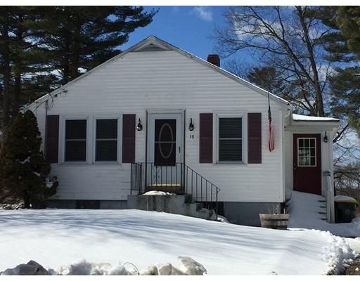 واحد منزل الأسرة للـ Sale في 15 Indian Run Road 15 Indian Run Road Bellingham, Massachusetts 02019 United States