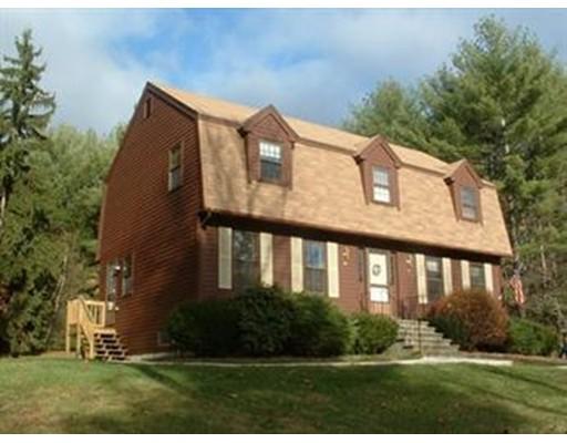 Single Family Home for Rent at 16 Valliria Drive 16 Valliria Drive Groton, Massachusetts 01450 United States